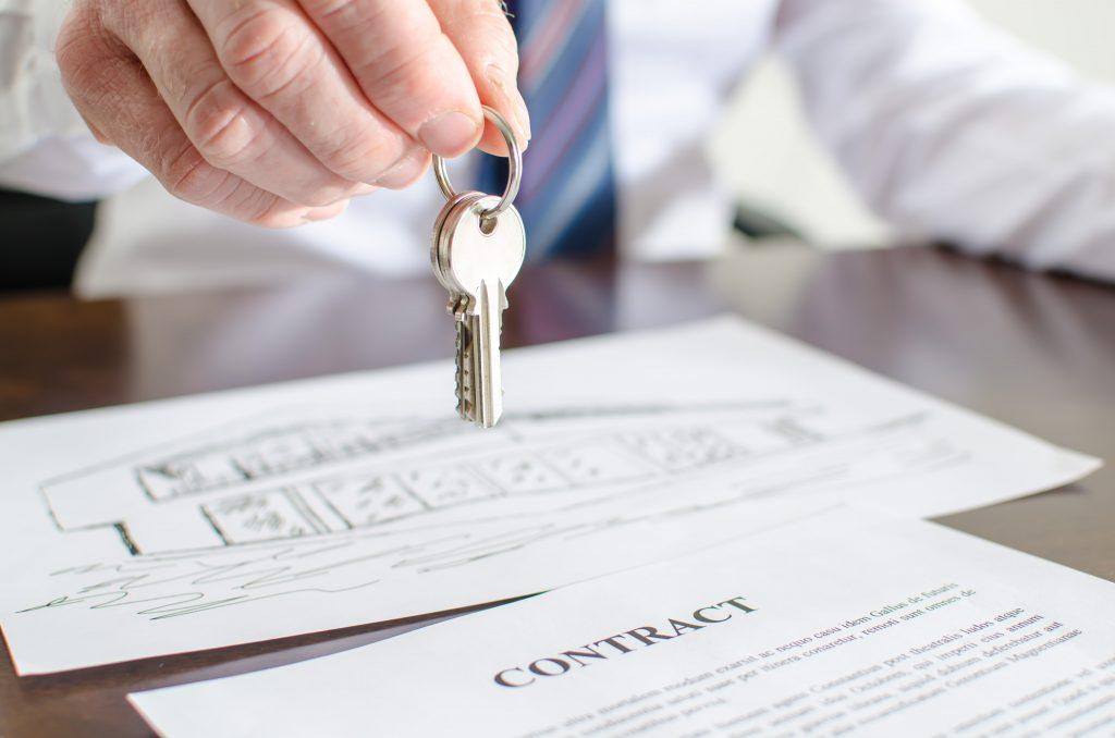 real estate title process